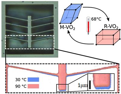 精密かつ高速のナノアクチュエータを開発 ~酸化物MEMSが拓く精密動作マイクロロボティクス~