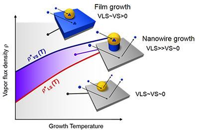 高品質金属酸化物ナノワイヤの低温合成に成功 - 太陽電池、リチウムイオンバッテリー応用に期待-