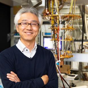 大岩顕教授が阪大ニュースレター(海外版)で紹介されました。