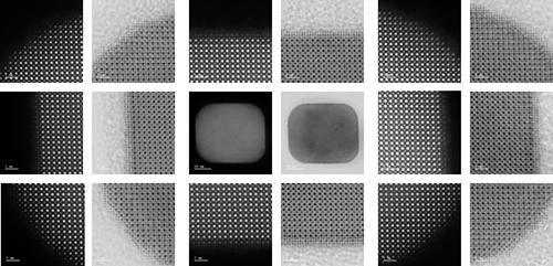 チタン酸バリウムナノキューブの合成と粒子表面の原子配列の可視化に成功 高性能小型電子デバイスの開発に期待