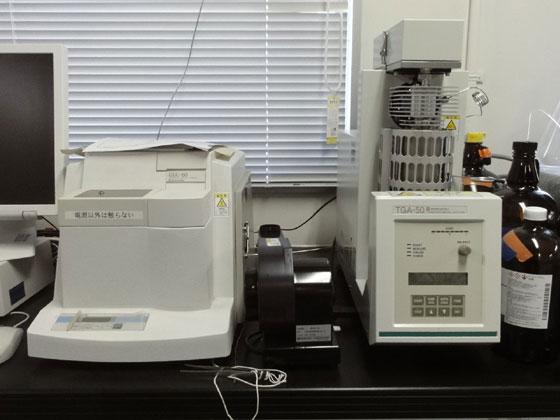 紫外・可視分光光度計(UV):島津製作所 / UV-3600