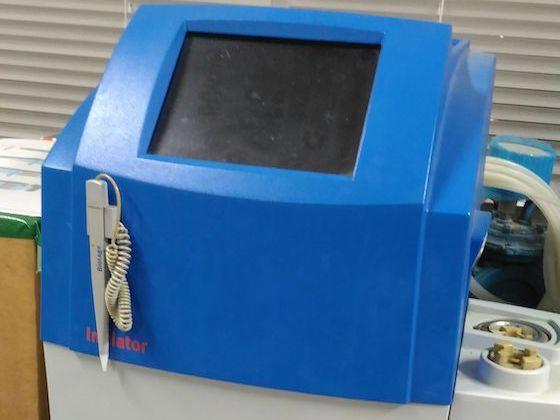 真空蒸着装置2 夛田教授設計、アイリン真空製作