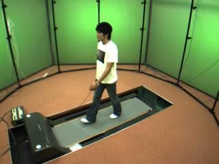 多視点同期歩容計測システム